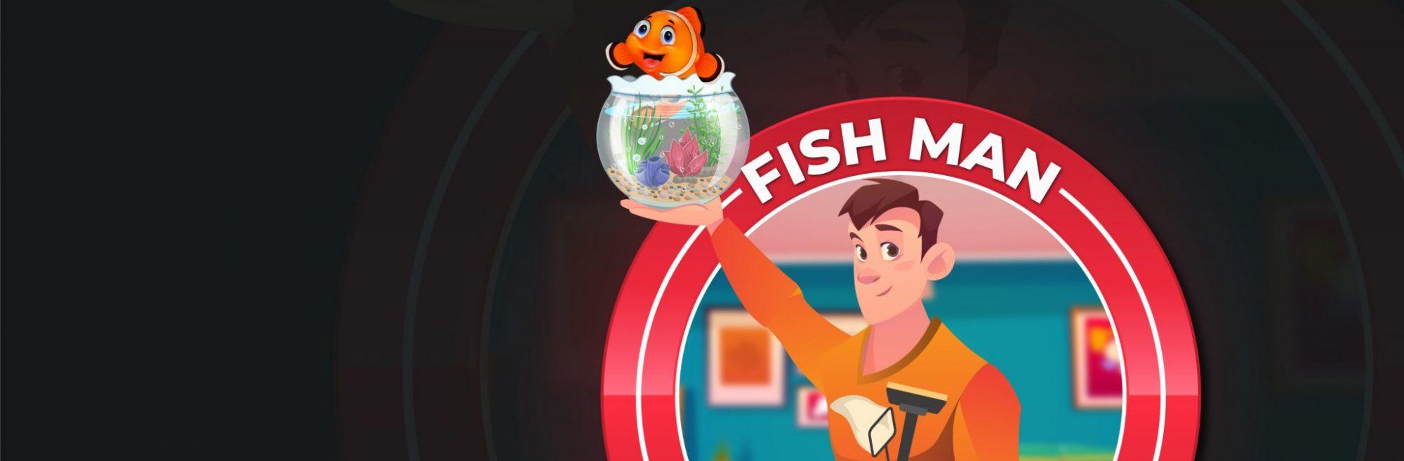 Fish Man Aquarium Service, Inc